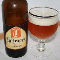 ! I´ve already drank this beer ! From Holland ! [La Trappe Tripel - Belgian Tripel - 8.0%abv]