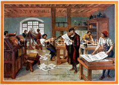 7 grunde til at middelalderen ikke var mørk Johannes Gutenberg, Carl Jung, Martin Luther, Grimm, Renaissance, First Time For Everything, Age Of Discovery, Amber Tree