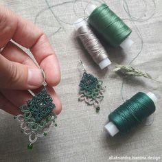 """Hand Made Hobby Ручная работа (@handmade_hobbyideas) no Instagram: """"Сегодня у нас знакомство с дизайнером @aliaksandra.ivanova . Она создает прекрасные кружевные…"""""""