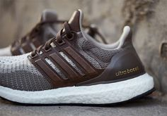 Favorite Adidas! ultra boost Chocolate🙌🏼