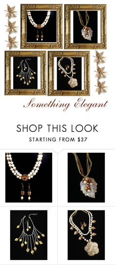 """""""Something Elegant"""" by mabellerosedesigns ❤ liked on Polyvore featuring etsy and holiday"""