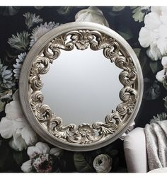 French Ornate Contemporary Shabby Chic Wall Mirrors all available on our webside www.uniquechicfurniture.co.uk