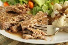 Cooking with Pepsi gives this Pork Roast a subtle sweet flavor.