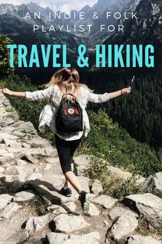 Whether you're travelling or hiking, here is the perfect indie folk music playlist to celebrate the great outdoors and the wonders of the world Indie Folk Music, Travel Tips, Travel Hacks, Travel Advice, Travel Guides, Travel Destinations, Hiking Tips, Camping Essentials, The Great Outdoors