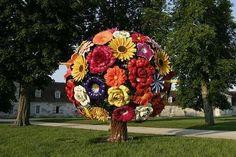 Choi Jeong Hwa: The flowering tree
