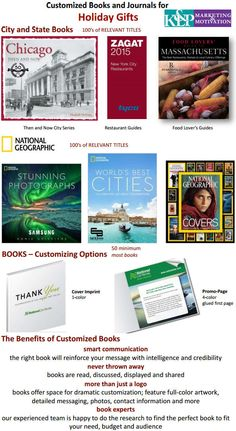 Travel and Adventure Books make great gifts
