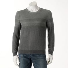 Marc Anthony Striped Sweater - Men