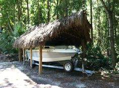 DIY Home Decorations Blog  My Tiki Boat Shed  http://ift.tt/2oZhQYW