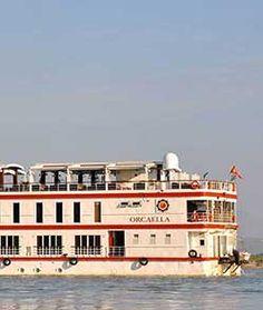 Orcaella | Myanmar Luxury River Cruise | Remote Lands