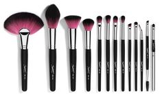 Vortex® Synthetic Professional Makeup Brushes