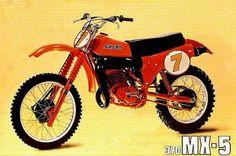 CAN-AM MX-5 370cc