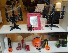 #halloween2015 #decoración #MaríaRosales #granada #peluquería 958058517