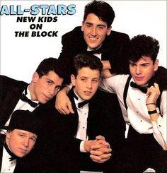 1989 New Kids on the Block