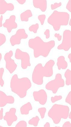 Cow Wallpaper, Animal Print Wallpaper, Hippie Wallpaper, Cute Pastel Wallpaper, Pink Wallpaper Iphone, Cute Patterns Wallpaper, Iphone Background Wallpaper, Retro Wallpaper, Cartoon Wallpaper