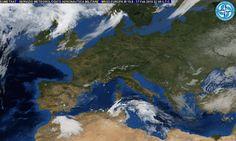 Showdown dell'Anticiclone delle Azzorre, che porta alta pressione sull'Italia e bel tempo soleggiato su gran parte del Paese. Persiste una certa instabilità su estremi settori meridionali, su aree ioniche, specie calabresi, e sulla Sicilia, con molte nubi e piogge. Addensamenti e deboli fenomeni inoltre sull'Appennino tra Abruzzo e Molise, e sulla Sardegna orientale - Proiezione per Giovedì 19 Febbraio - Venerdì 20 Febbraio