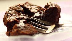 Lavové muffiny