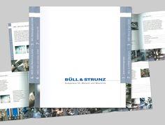 Client: Büll&Strunz Freelance @ Sekulic&Niemetz Design Folder/Poster