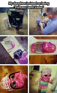 If I have a daughter that is like this, I will be the most blessed parent ever.