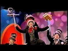 "Cathy Rigby, Seussical - ""A Day for the Cat in the Hat"" on the Rosie O'Donnell show - YouTube"