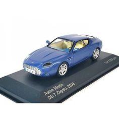 Aston Martin DB7 Zagato 2003 (WhiteBox) scale 1:43