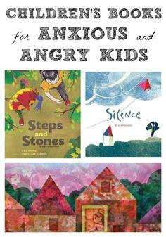 Children's Books to assist kids with anxiety and anger - Subscribe to life's Learning's blog at: http://lifeslearning.org/ Twitter: /sapelskog/. Counselors, join us at: Facebook.com/LifesLearningForCounselors* Everyone, Join us at: www.facebook.com/LifesLearningForEveryone *