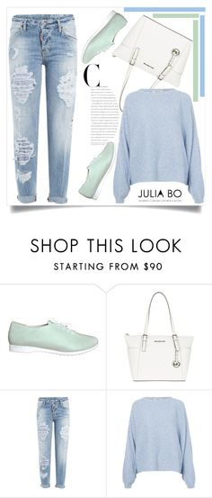 """JULIA BO"" by amra-mak ❤ liked on Polyvore featuring MICHAEL Michael Kors, Dsquared2, Rodebjer and juliabo"