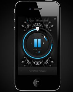 Music Player App by Emile Rohlandt
