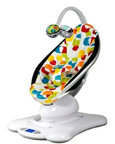 4moms MamaRoo. Skip the swing and the bouncer and get a mamaroo. It's basically both in 1. On my list for #2