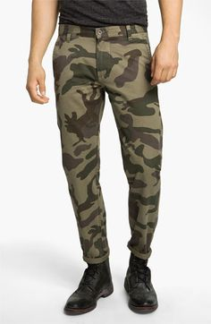 like the Beams camo pants much better, but a nice price for most likely a one season pant
