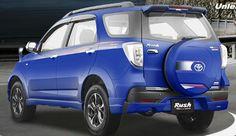 40 Best My Rush Bks6007 Images Daihatsu Terios Daihatsu Suv