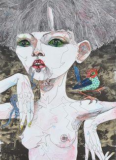 Del Kathryn Barton - List All Works