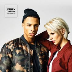 Get the look!  Our favorite by Urban Classics  Camo Basic Bomber Jacket   http://www.hoodboyz.co.uk/urban-classics/
