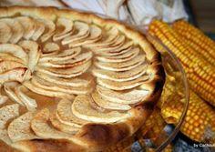 Recette de Tarte aux pommes express   Guy Demarle
