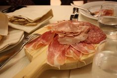 Prosciutto: Italy  No trip to Italy would be complete without eating a kilo of the stuff