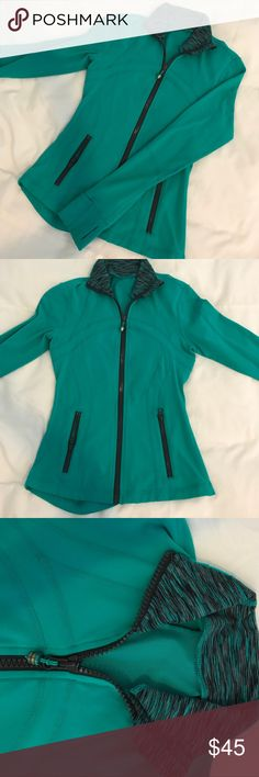 Lululemon define jacket  Authentic define jacket from lulu. This color is not sold anymore! Very good condition, does have veery minimal pilling but really not noticeable. Size 4! Color is like a rich green with blue tint. Picture depicts pretty accurate color   ✨ currently not trading   ✨ feel free to ask any questions  ✨open to most reasonable offers lululemon athletica Jackets & Coats