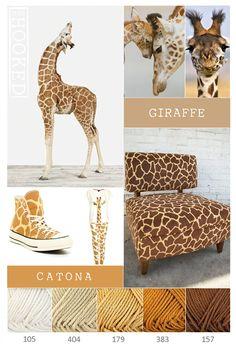 Mrshooked: Giraf