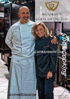 24 novembre - #roccacivalieri - Showcoocking w/ @lucia lopez Arlandini