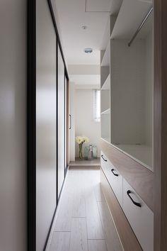 Ensuite Bathroom Walk In Wardrobe whittaker master suite walk-in robe, new home designs - metricon