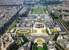 Les Invalides, officially known as L'Hôtel national des Invalides, is a complex of buildings in the 7th arrondissement of Paris, France, containing museums and monuments, all relating to the military history of France, as well as a hospital and a retirement home for war veterans, the building's original purpose.