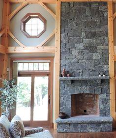 17 Best Natural Stone Fireplaces Mcmonagle Stone Images