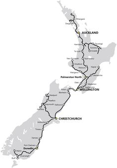 Overview, facts and figures about the rail network in New Zealand, provided by the Ministry of Transport.
