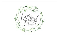 Meagan Tidwell Design | Love & Garnish