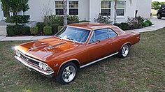 1966 Chevrolet Chevelle...Brought to you by #CarInsuranceagents at #HouseofInsurance in Eugene, Oregon