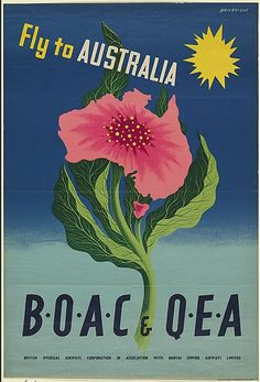 Australia - BOAC & Qantas (QEA)