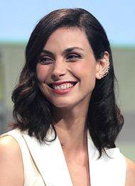 ブラジル出身の女優 モリーナ・バッカリン