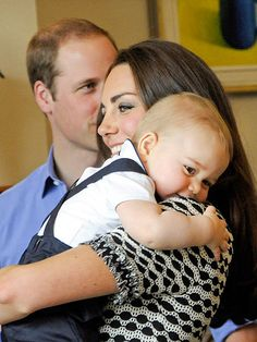 Prince George, Kate, Prince William New Zealand Playdate: Photos : People.com