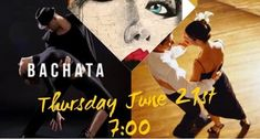 Reserve your table this Thursday June 21st for an exciting night of Bachata & Salsa Dancing Music & Latin Food!  There will be a performance dancing and teaching everyone who may feel inspired to join in! There's no cover but lots of fun! So Don't miss out! Come by for an amazing night of Latin Flavors Performance & Music enjoy the dancing or just unwind and watch it all while savoring mouthwatering Latin Fusion food! . . . #slcfood #slcdining #utahfood #slcfoodie #slceats #utaheats…
