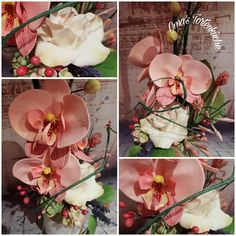 Flowers, Floral, Royal Icing Flowers, Florals, Flower, Blossoms