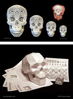 Anatomica di Revolutis by Joshua Harker | Inspiration Grid | Design Inspiration