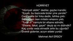 Vatan şairleri denince akla gelen ilk isimlerden biridir Mehmet Akif Ersoy.Akif Ersoy yaşadığı dönem Osmanlı'nın son dönemleri olduğundan dolayı İmparatorluk...